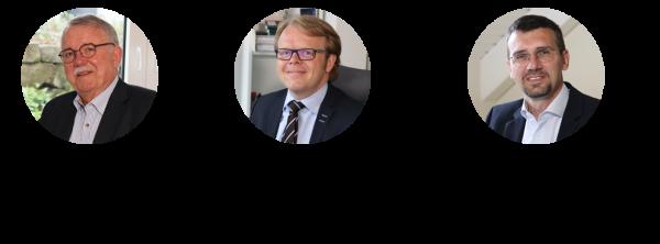 Die Geschäftsleitung der STIELER GmbH & Co.KG